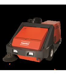Подметальная машина с сиденьем оператора PowerBoss Armadillo 9XR