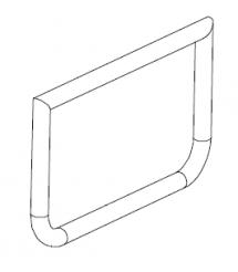 Кольцо фильтровальной коробки
