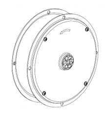 Катушка магн. клап SRH-Q 500T(90052 стар)